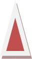 Red triangle marker